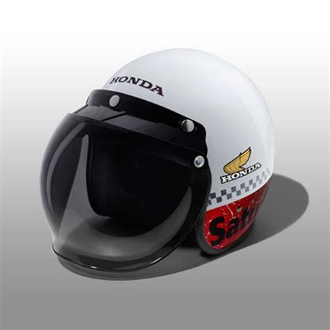 Kabel Honda Blade Helm In Original helm retro kompo motor