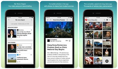 new app the 10 essential free news apps for your iphone or