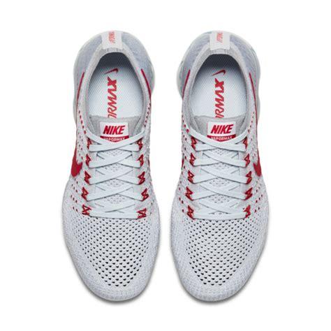 Cdg X Nike Vapormax Flyknit All Blacl nike x cdg air vapormax flyknit platinum white