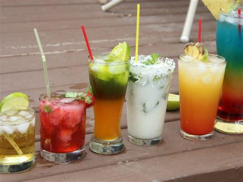 akj easy summer cocktails mocktails cooking sense