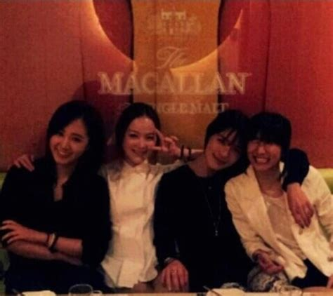 yuri and friends kahi hang out with snsd s yuri and other friends kaotic