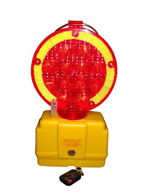Lu Emrgency Remot Tg635r remote controlled barricade light series