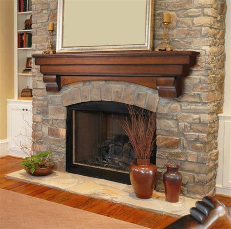 Exceptionnel Nappe Pour Table De Jardin #5: idée-de-décoration-pour-votre-cheminée-en-pierre-et-déco-en-bois.jpg