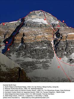 Special Kaos Tnf Everest 2 everest e le vie della parete nord