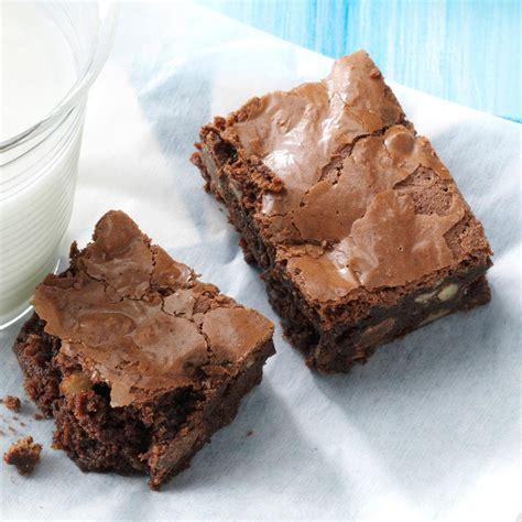 Coffee Toffee chocolate brownie recipes