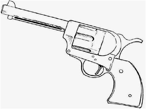 coloring pages with guns old gun coloring coloring pages