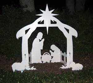 nativity sets for outdoors pattern myideasbedroom com