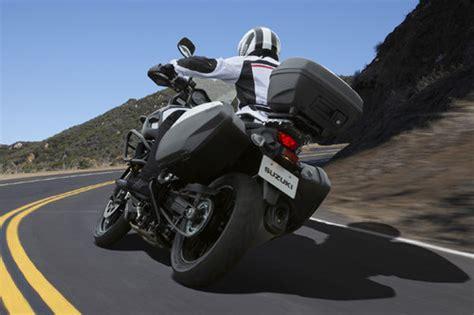 Suzuki V2 Motorrad by Suzuki Pr 228 Sentiert Gro 223 E V2 Reise Enduro News Motorrad