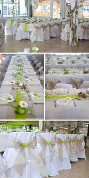 table de mariage th 232 me nature decoration