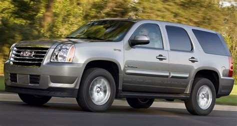 2009 gmc yukon prices reviews and pictures u s news world report 2009 gmc yukon hybrid car pro review