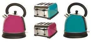 Toaster Sets Green Kettle The Treasure Hunter Well Designed Quirky