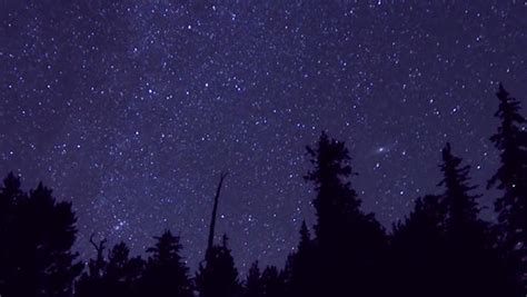 in the night of on the trail the brilliance of the night sky cbs news