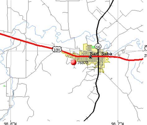 san saba texas map 76877 zip code san saba texas profile homes apartments schools population income