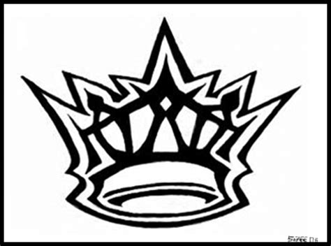 tribal crown tattoos crown number 2 by seage on deviantart