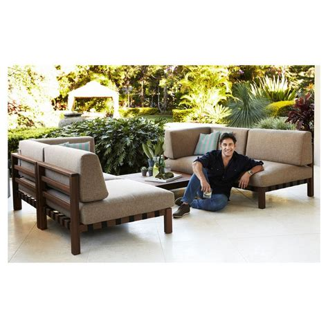 www sofa com patio by jamie durie fremantle modular corner chair sofa