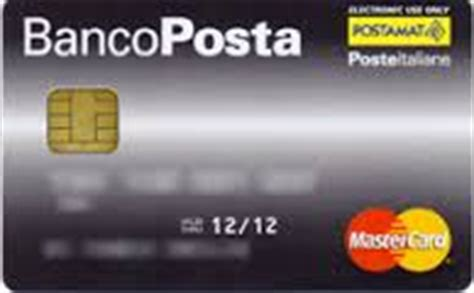 Banco Posta Clcik by Carta Bancoposta Click Sicurezza E Comodit 224