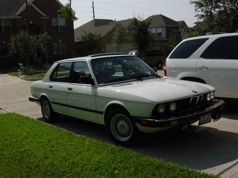 bmw 533i specs ronineg533i 1983 bmw 5 series specs photos modification