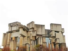 www architecture com brutalist architecture masterpieces by architects le