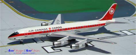 air canada cargo dc 8 55f cf tjp jetcollector
