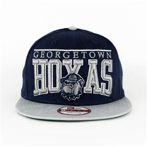 georgetown hoyas team colors le arch green snapback