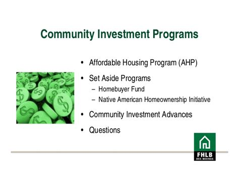 affordable housing program the affordable housing program stacy snyder