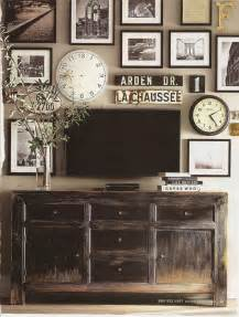 Decorating around the flat screen tv idea for the casa pinterest