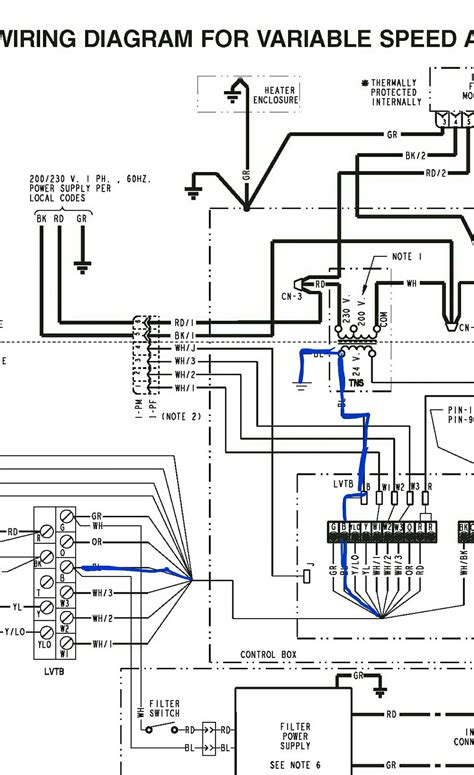 wiring diagram for trane air conditioner trane heat k
