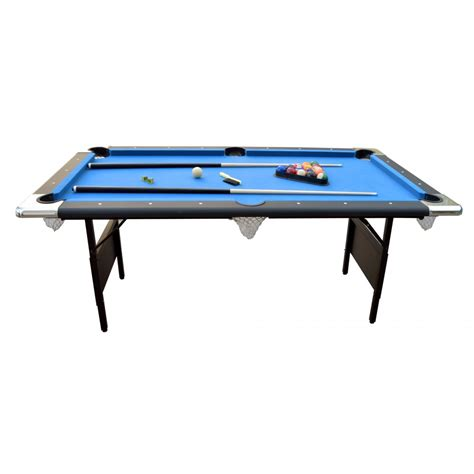 6 ft billiard table fairmont 6 ft portable pool table