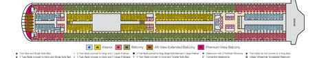 carnival breeze floor plan galveston cruises carnival breeze verandah deck
