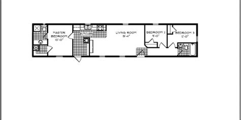 14x70 mobile home floor plan floor plans horkheimer homes