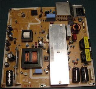 samsung tv capacitor change samsung pn51d430 plasma tv replacement capacitors board not included