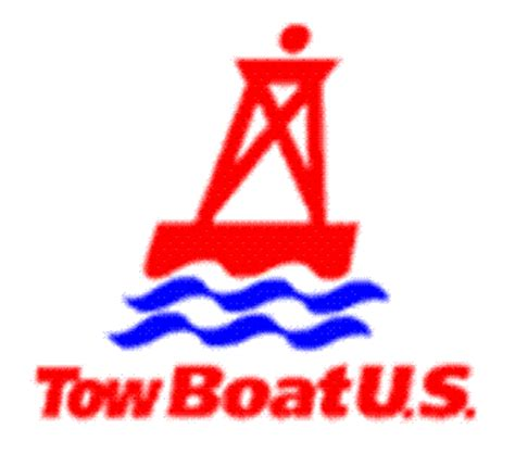 tow boat us logo service providers by specialty boating directory