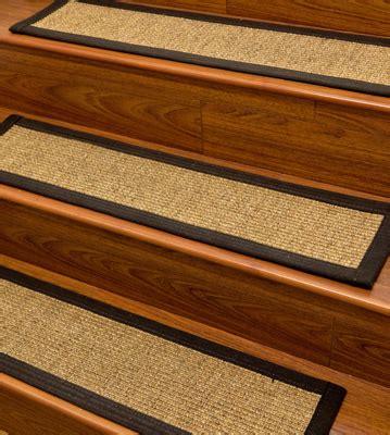 Wooden Stair Grips by Carpet Treads Sheila Zeller Interiors