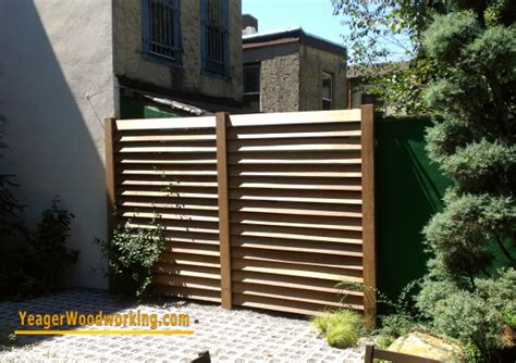yeager woodworking outdoor projects
