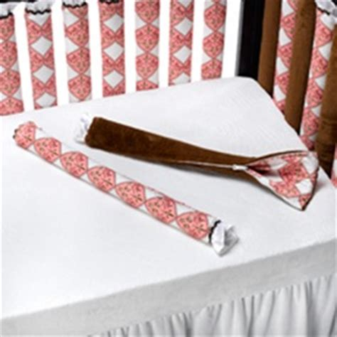 Safe Crib Bumper Alternative by Bragging Baby Shower Safe Crib Bumper Alternative