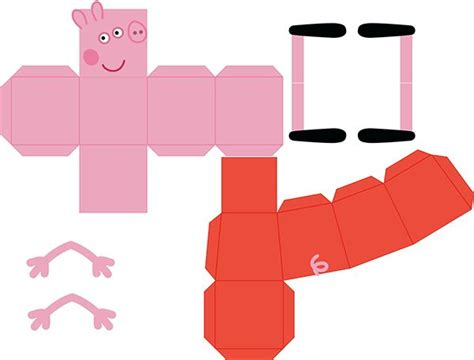 Pig Papercraft - 23 best images about papercrafts on horror