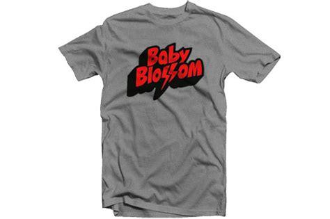 Baju Tshrit Kaos Band Pearl Polyflex t shirt akb48 baby blossom oyibe