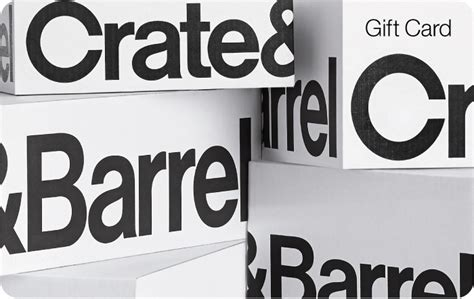 Crate And Barrel Gift Card Canada - crate barrel gift card