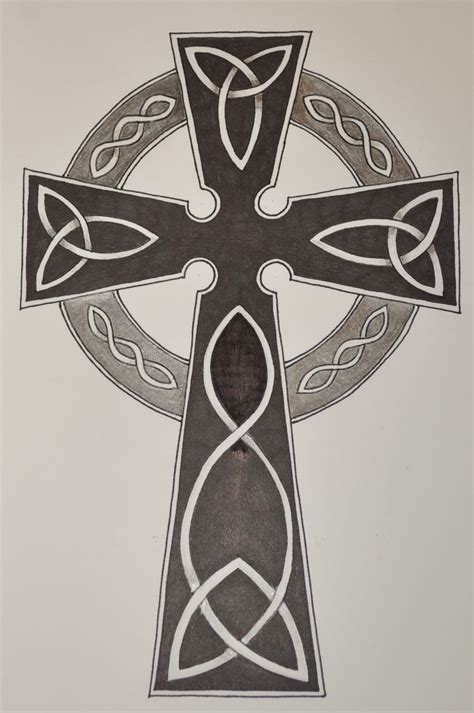 pictures of celtic cross tattoos celtic cros tattoos pictures