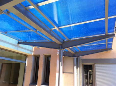 como instalar un techo de policarbonato ladrillos norte instal 225 un techo de policarbonato en