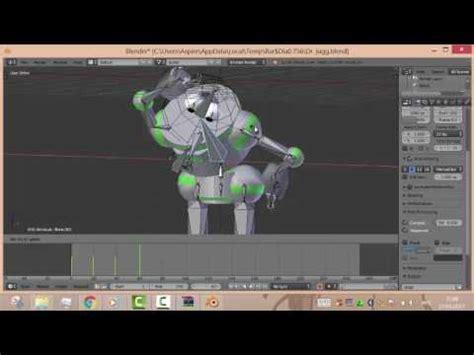 tutorial blender 3d membuat karakter tutorial cara membuat animasi karakter dengan menggunakan