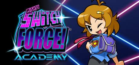 mighty switch force academy  bit horse