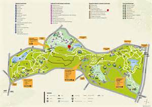 Botanic Garden Map How To Get There Getting There Asiaone Brandinsider