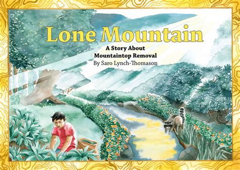 lora s stories appalachian child books quot lone mountain quot the children s book on mountaintop