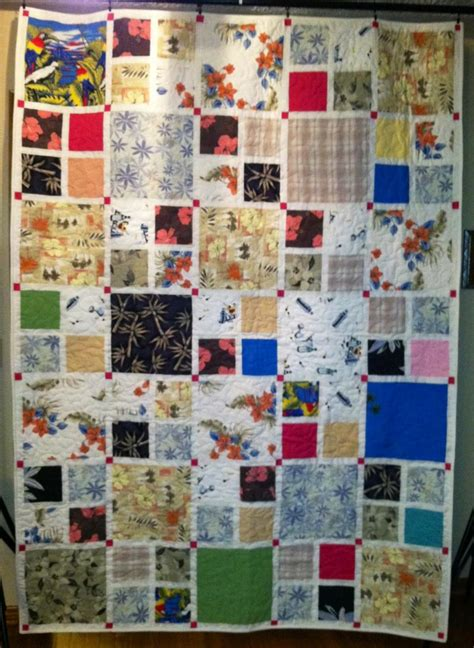 Quilt Clothing by Custom Memory Quilts Memory Quilts From Clothing