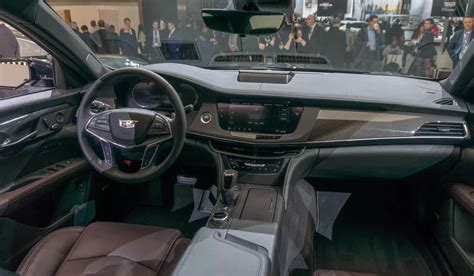 2019 Cadillac Interior by 2019 Cadillac Ct6 V Sport 0 60 Release Date Interior