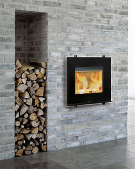 Built In Wood Burning Fireplace by The World S Catalog Of Ideas