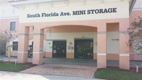 south florida ave mini storage south florida ave mini storage lowest rates selfstorage