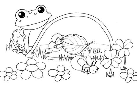 imagenes de cuentos infantiles para colorear e imprimir pulgarcito dibujo para colorear e imprimir
