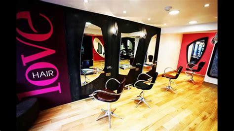 Moda Salon Interiors by Creative Hair Salon Decorating Ideas